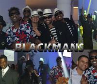 BLACKMANS AGITA FESTA DO DODÔ – GRUPO PIXOTE
